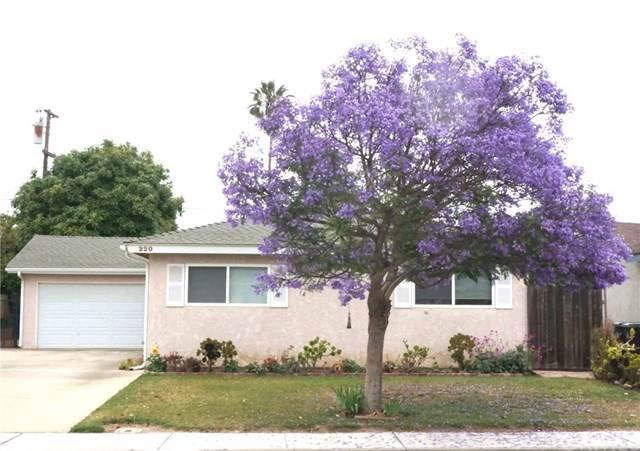 220 N Palisade Drive, Santa Maria, CA 93454 (#301634257) :: Compass