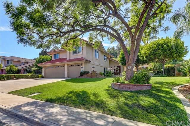 5253 Via De Mansion, La Verne, CA 91750 (#301634513) :: Whissel Realty