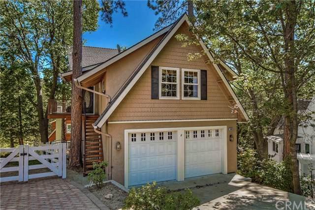 28862 Cedar Drive, Lake Arrowhead, CA 92352 (#301634722) :: Whissel Realty