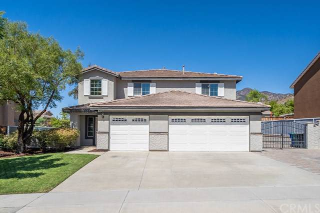 7854 San Benito Street, Highland, CA 92346 (#301634866) :: Whissel Realty