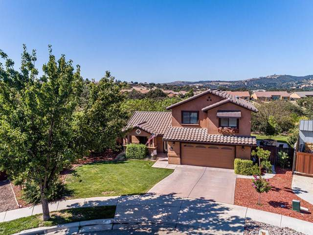 312 Dyana Court, Paso Robles, CA 93446 (#301634889) :: Whissel Realty