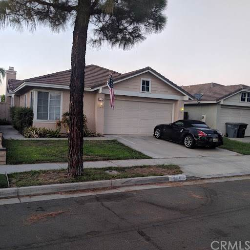 518 Lassa Way, Perris, CA 92571 (#301634898) :: Whissel Realty