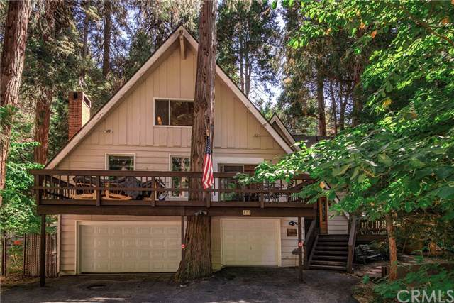 427 Cottage Grove Road, Lake Arrowhead, CA 92352 (#301634908) :: Whissel Realty