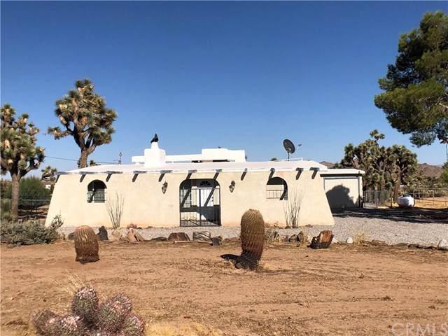 3923 El Dorado Avenue, Yucca Valley, CA 92284 (#301634935) :: Whissel Realty