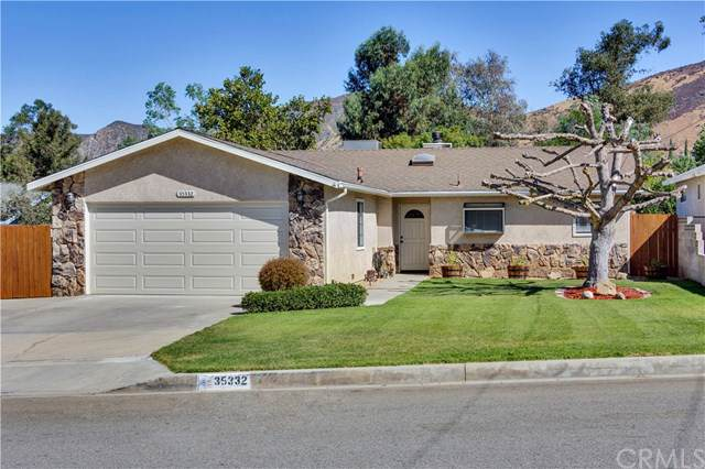 35332 Carter Street, Yucaipa, CA 92399 (#301634944) :: Whissel Realty