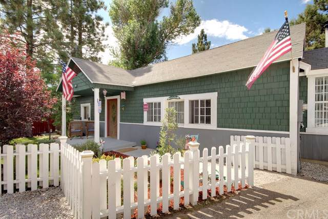 1056 Circle Lane, Big Bear, CA 92314 (#301634960) :: Compass