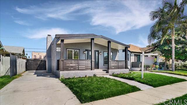 5428 3rd Avenue, Los Angeles, CA 90043 (#301635028) :: Whissel Realty