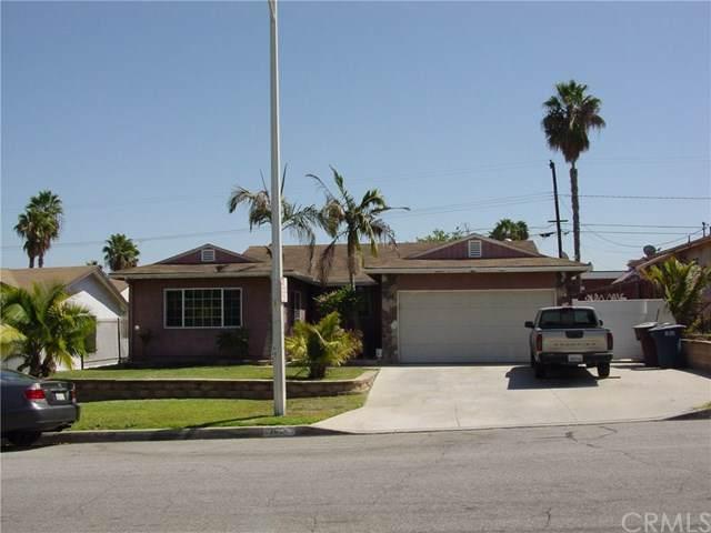 662 Greycliff Avenue, La Puente, CA 91744 (#301635127) :: The Yarbrough Group