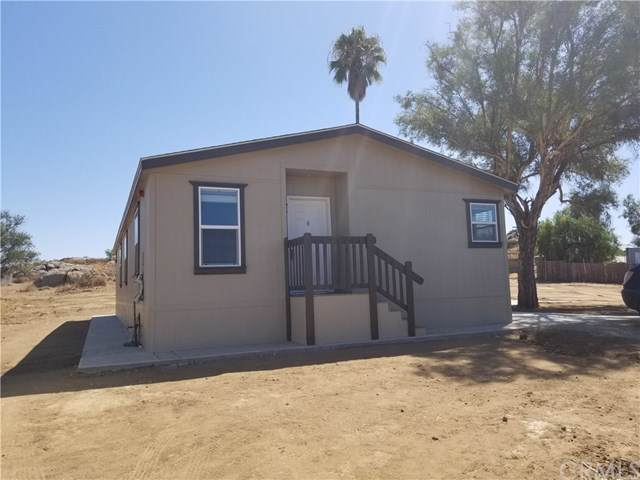 27040 Old Elsinore Rd, Mead Valley, CA 92570 (#301635132) :: Whissel Realty