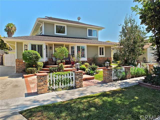 3802 Lees Avenue, Long Beach, CA 90808 (#301635268) :: Whissel Realty