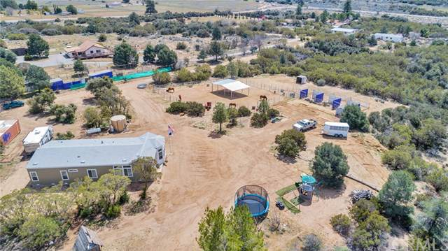 60600 Burnt Valley Road, Anza, CA 92539 (#301635359) :: Whissel Realty