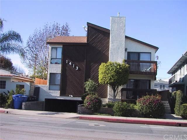 1413 Ocean Park Boulevard #1, Santa Monica, CA 90405 (#301635387) :: Whissel Realty