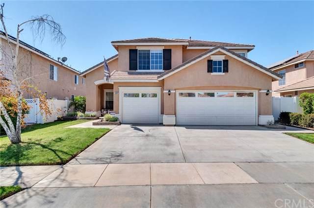 934 Villa Montes Circle, Corona, CA 92879 (#301635419) :: Whissel Realty