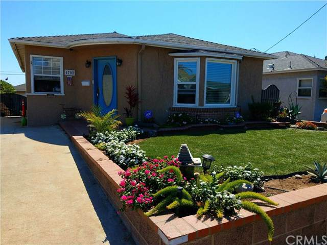 4702 W 132nd Street, Hawthorne, CA 90250 (#301635572) :: Whissel Realty