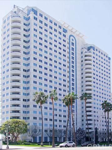 525 E Seaside Way #705, Long Beach, CA 90802 (#301635611) :: The Yarbrough Group