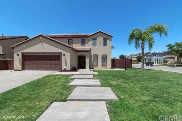 19698 Webster Road, Riverside, CA 92508 (#301635820) :: Compass