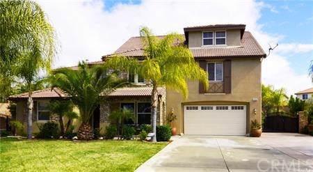 19764 Shadowbrook Way, Riverside, CA 92508 (#301635861) :: Compass