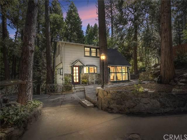23150 Balsam Lane 1-2, Crestline, CA 92325 (#301635875) :: Cane Real Estate