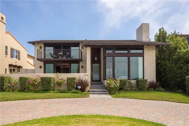 1632 Paseo Del Mar, Palos Verdes Estates, CA 90274 (#301636096) :: COMPASS