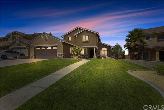 12430 Blazing Star Lane, Victorville, CA 92392 (#301636102) :: Whissel Realty