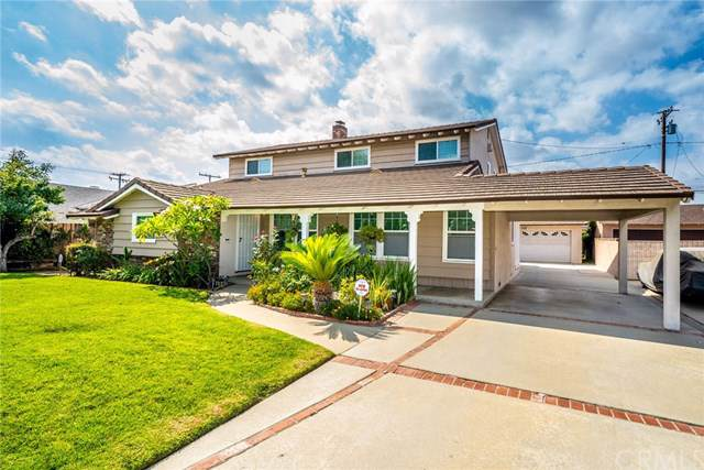10723 Chaney Avenue, Downey, CA 90241 (#301636352) :: Whissel Realty