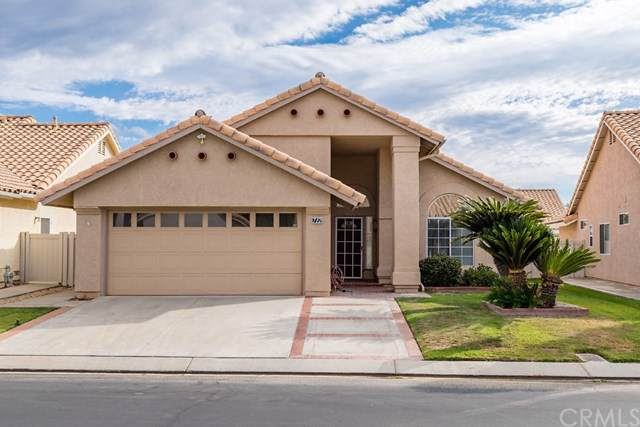 712 Indian Wells Road, Banning, CA 92220 (#301636653) :: Whissel Realty