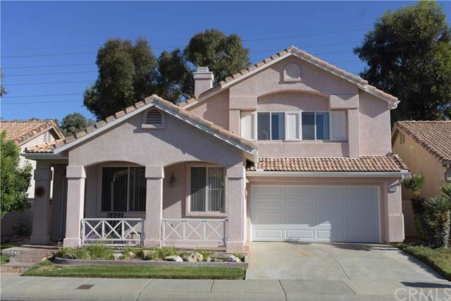 5945 Turnberry Drive, Banning, CA 92220 (#301636769) :: Whissel Realty