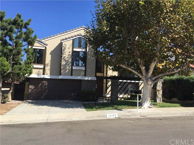 16167 High Tor Drive, Hacienda Heights, CA 91745 (#301636870) :: Whissel Realty