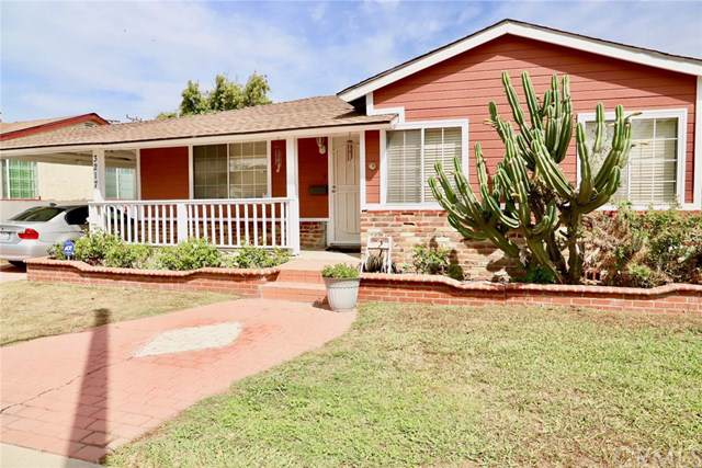 3217 W 132nd Street, Hawthorne, CA 90250 (#301636945) :: Whissel Realty