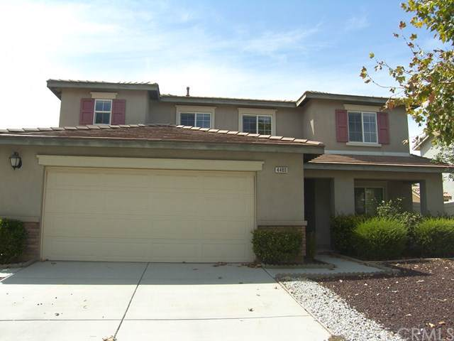 4480 Candelaria Way, Perris, CA 92571 (#301637087) :: Whissel Realty