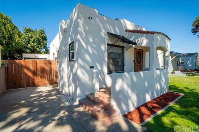 143 E Morningside Street, Long Beach, CA 90805 (#301637208) :: COMPASS