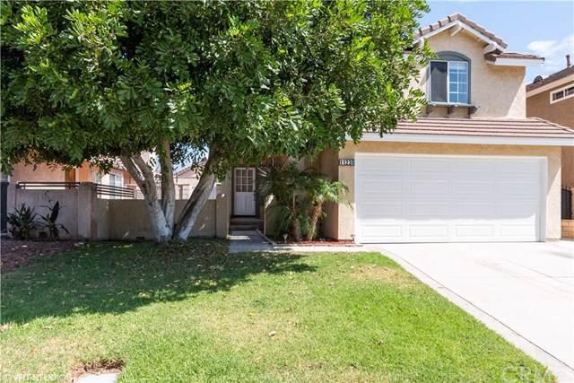 11236 Alencon Drive, Rancho Cucamonga, CA 91730 (#301637327) :: COMPASS
