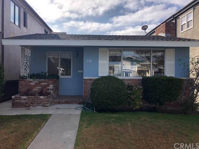 706 Marigold Avenue, Corona Del Mar, CA 92625 (#301637366) :: Whissel Realty