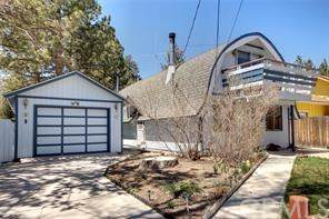 1085 Mount Doble Drive, Big Bear, CA 92314 (#301637397) :: Whissel Realty