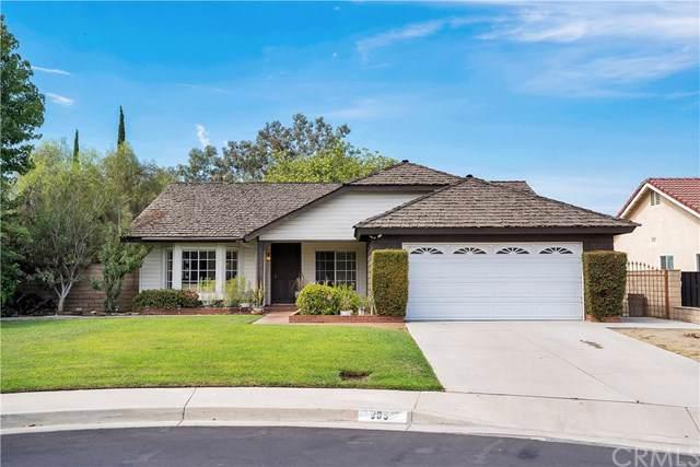 905 Fall Creek Court, Walnut, CA 91789 (#301637611) :: COMPASS