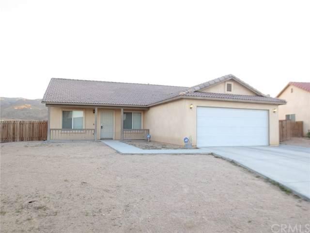 71501 Sunflower Drive, 29 Palms, CA 92277 (#301638600) :: Ascent Real Estate, Inc.