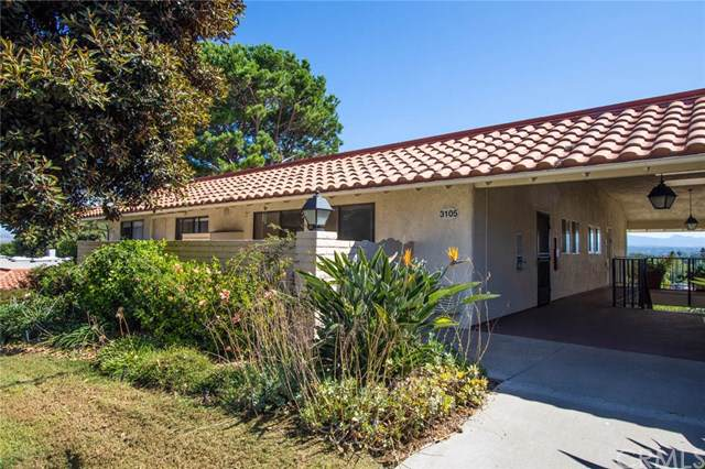 3105 Via Serena Q, Laguna Woods, CA 92637 (#301638608) :: The Yarbrough Group