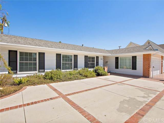 331 Fairway Lane, Placentia, CA 92870 (#301638963) :: Whissel Realty