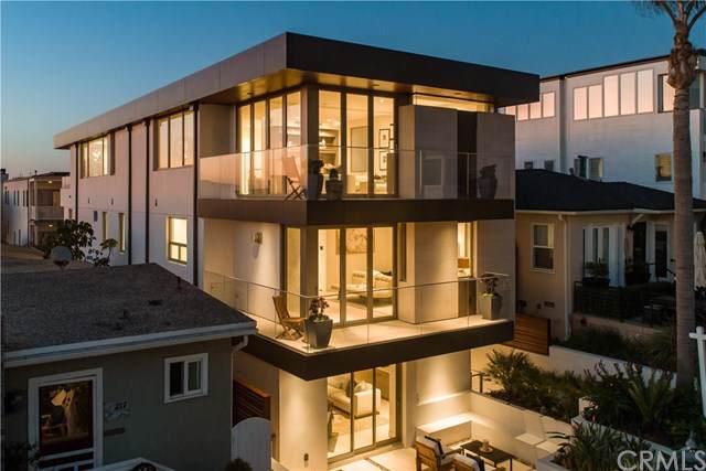 221 19th Street, Manhattan Beach, CA 90266 (#301639080) :: Whissel Realty