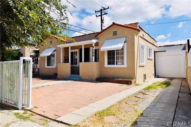 8186 San Miguel Avenue, South Gate, CA 90280 (#301639152) :: Whissel Realty