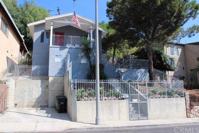 4913 Ithaca Avenue, Los Angeles, CA 90032 (#301639579) :: Whissel Realty