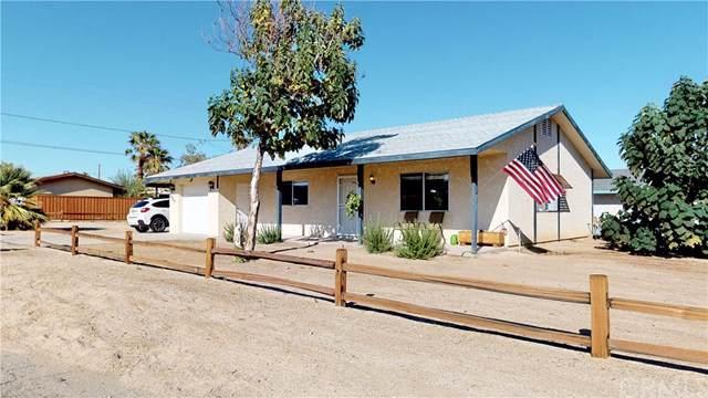 5967 Alpine Avenue, 29 Palms, CA 92277 (#301639588) :: Ascent Real Estate, Inc.