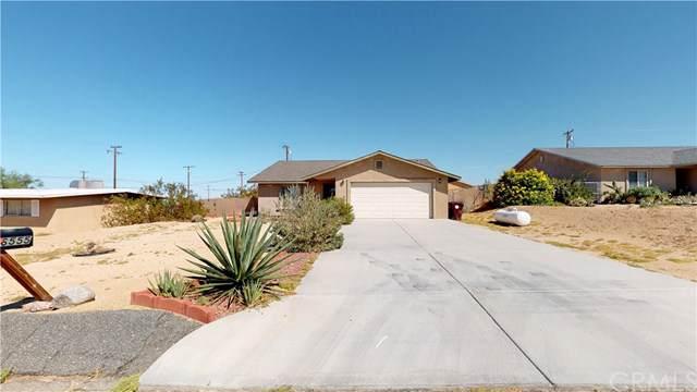 6555 Quail Spring Avenue, 29 Palms, CA 92277 (#301639642) :: Ascent Real Estate, Inc.
