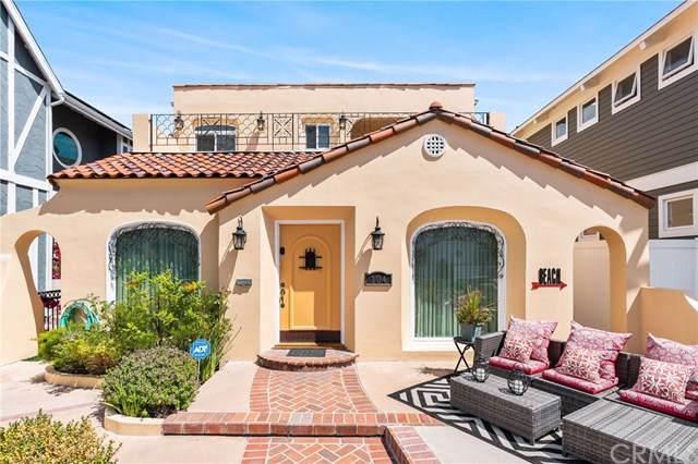 104 Saint Joseph Avenue, Long Beach, CA 90803 (#301639791) :: Pugh | Tomasi & Associates