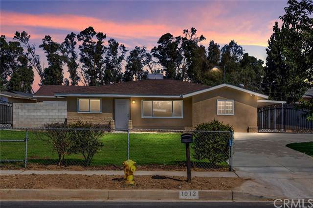 1012 W San Bernardino Avenue, Bloomington, CA 92316 (#301639980) :: Whissel Realty