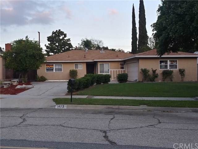1472 Grove Avenue, Upland, CA 91786 (#301640110) :: Whissel Realty