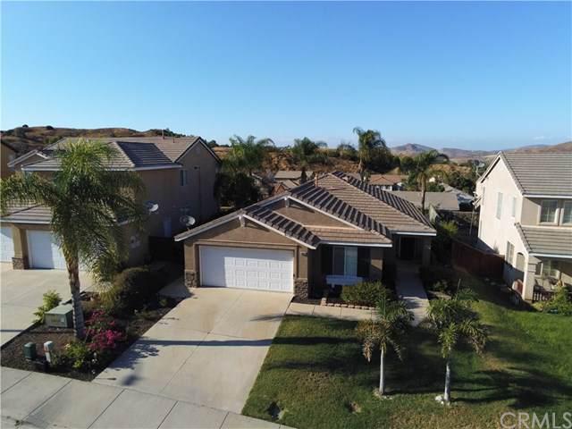 8834 Lemonwood Drive, Corona, CA 92883 (#301640117) :: Cane Real Estate