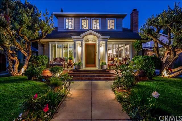 270 Mira Mar Avenue, Long Beach, CA 90803 (#301640168) :: Pugh | Tomasi & Associates