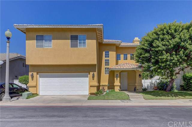 561 E Bordeaux Court, Upland, CA 91786 (#301640193) :: Whissel Realty