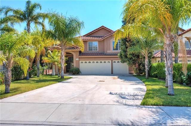 2750 Griffin Way, Corona, CA 92879 (#301640296) :: Whissel Realty